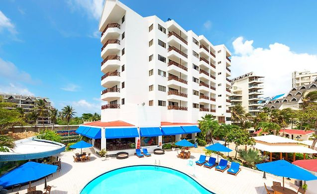 Hotel Arena Blanca San Andres San Andres And Providencia